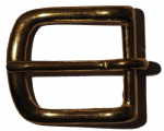 25mm Solid Brass Bridle Buckle (BUC039)